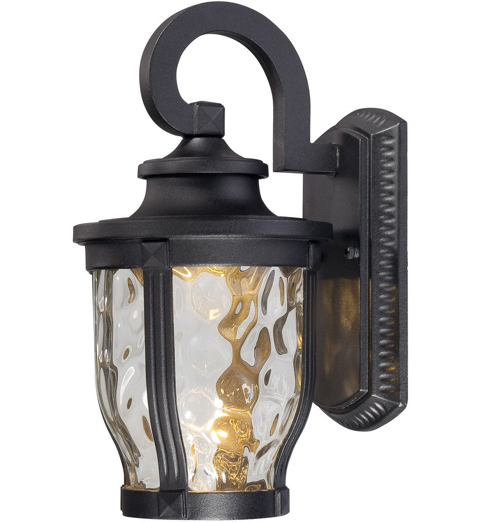 The Great Outdoors - Merrimack 12.25 Inch Outdoor Wall Sconce