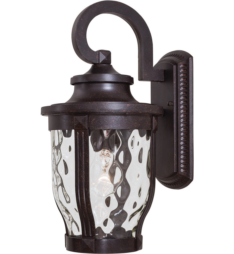 The Great Outdoors - Merrimack 16.25 Inch Outdoor Wall Sconce