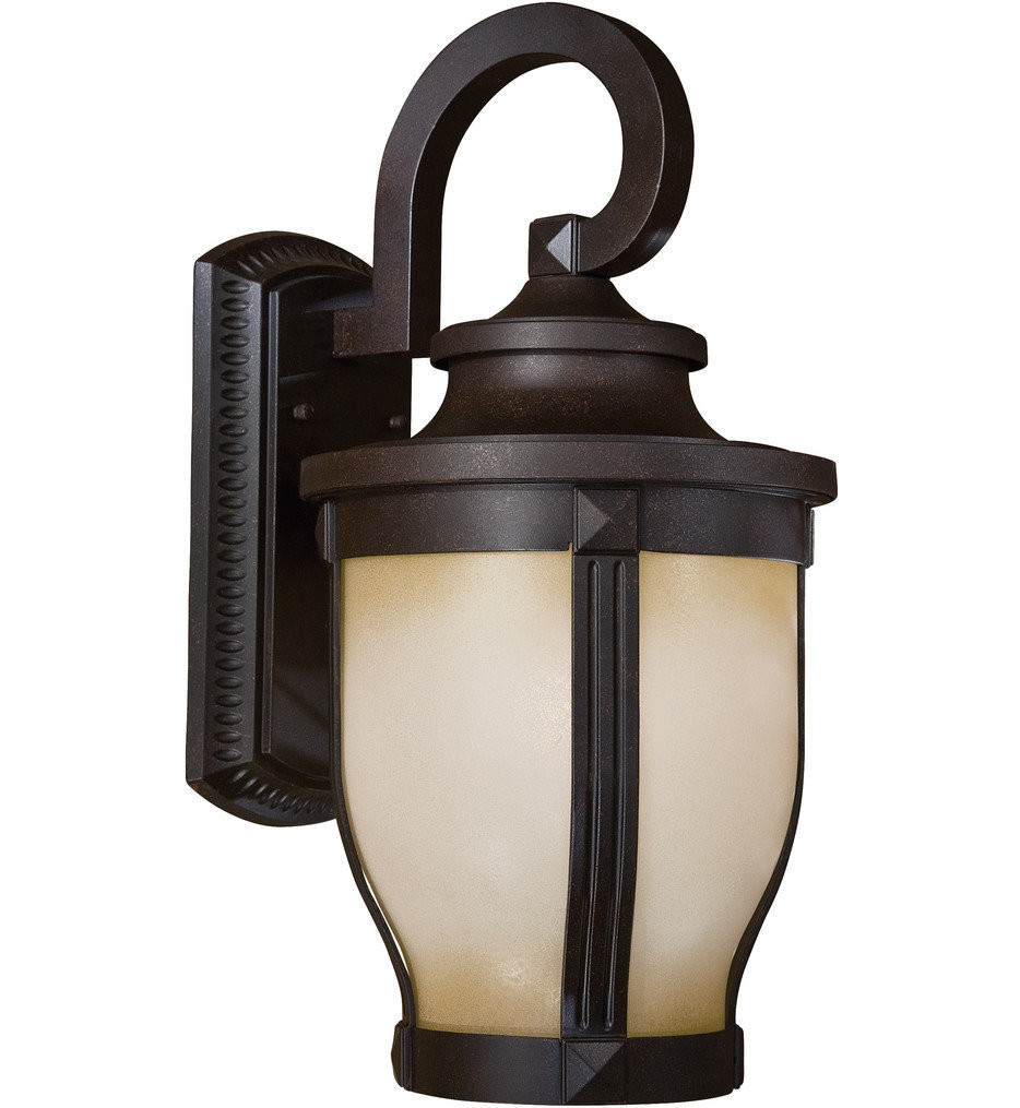 The Great Outdoors - Merrimack 20 Inch Outdoor Wall Sconce