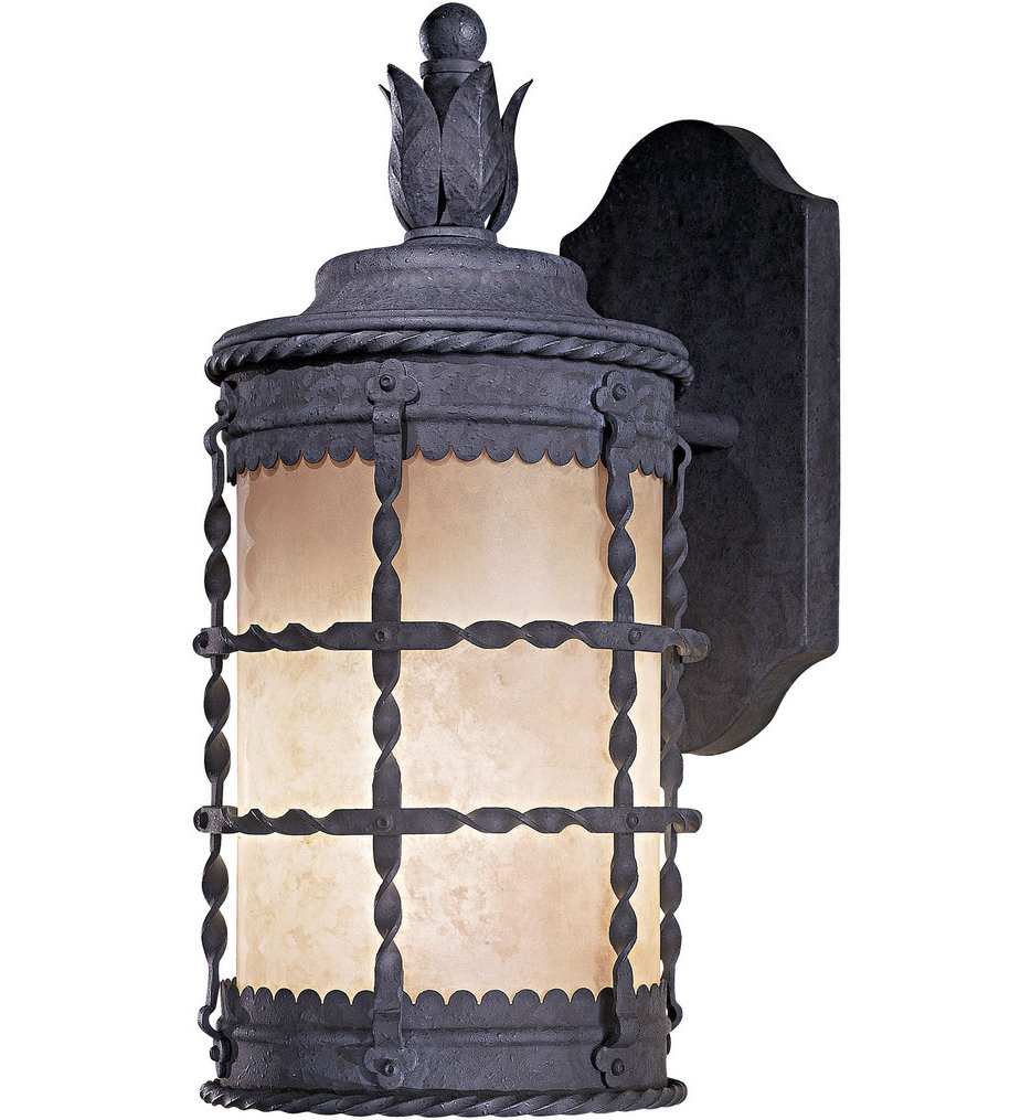 The Great Outdoors - Mallorca 16 Inch Outdoor Wall Sconce