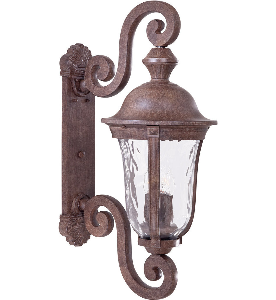 The Great Outdoors - Ardmore 31.5 Inch Outdoor Wall Sconce