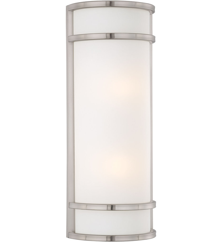 The Great Outdoors - Bay View 20 Inch Outdoor Wall Sconce