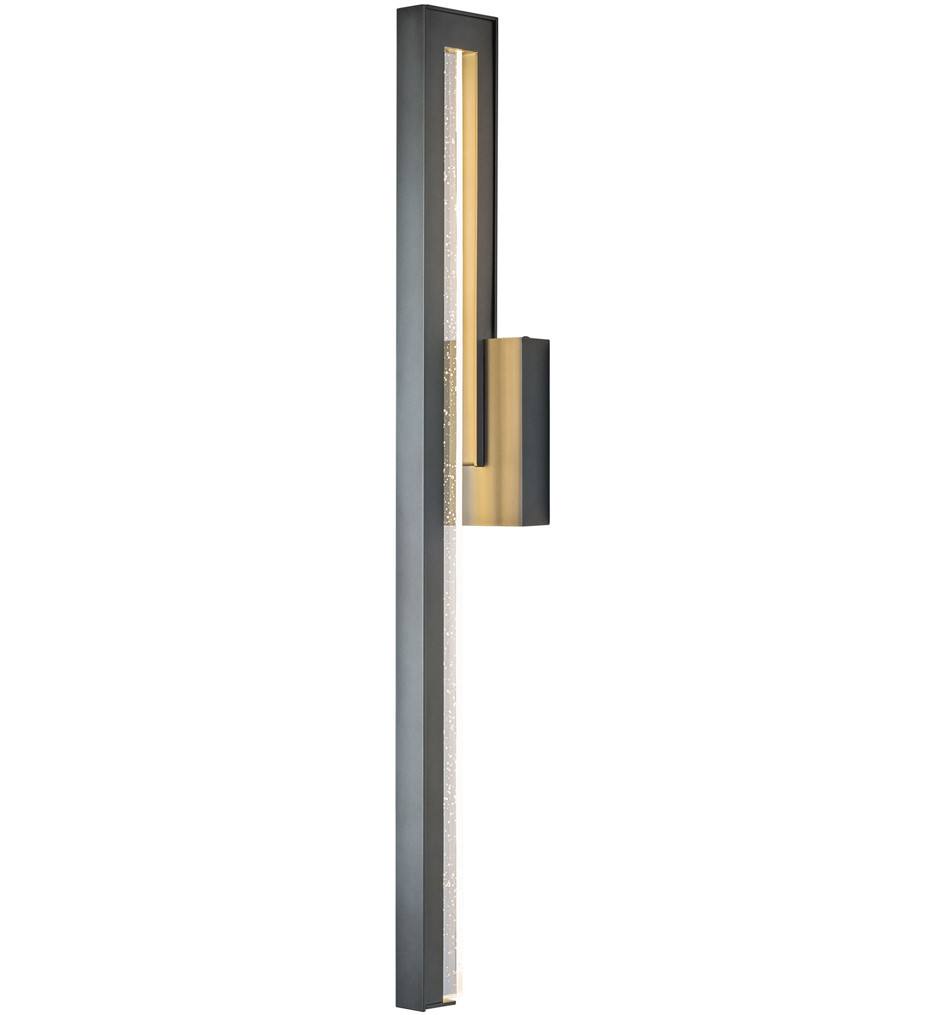 Hubbardton Forge - Edge Large Outdoor Wall Sconce