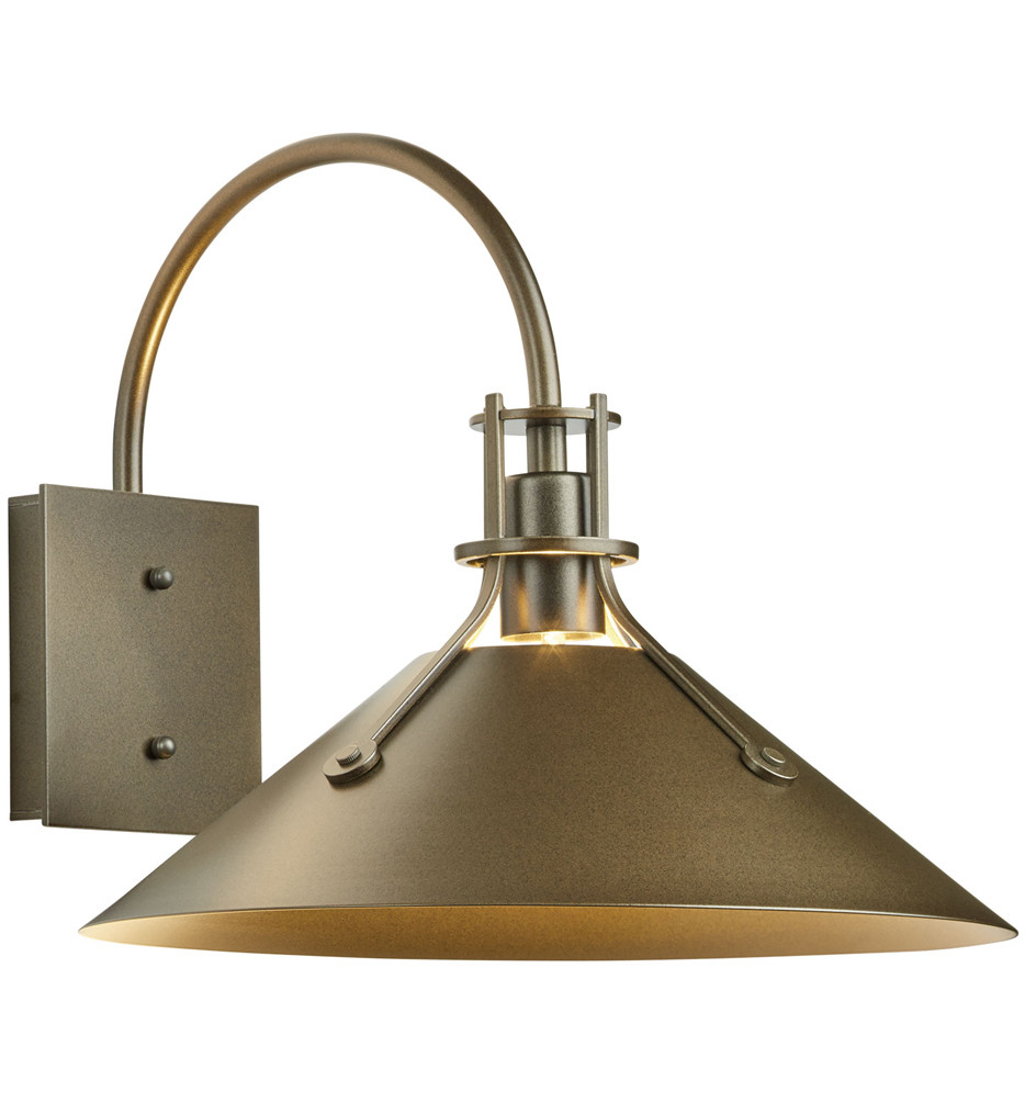 Hubbardton Forge - Henry Medium Outdoor Wall Sconce