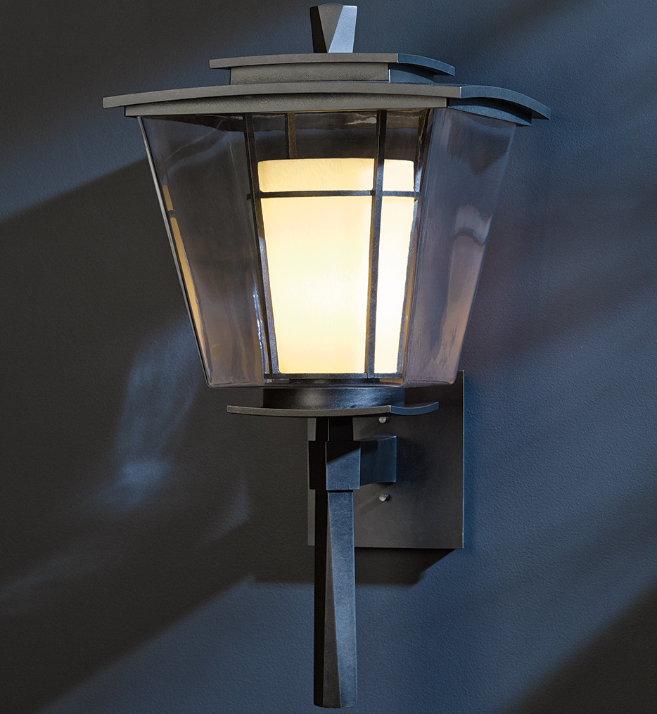 Hubbardton Forge - Beacon Hall Large Outdoor Wall Light