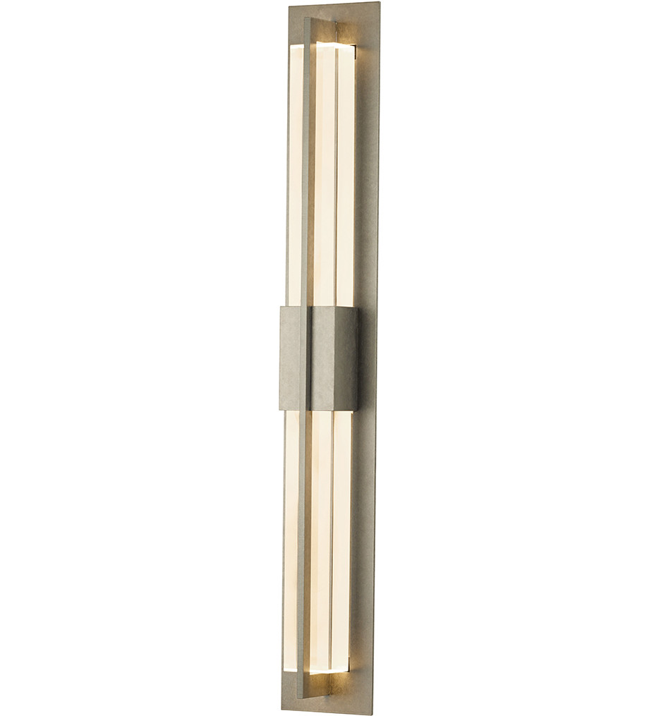 Hubbardton Forge - Double Axis Large Outdoor Wall Sconce