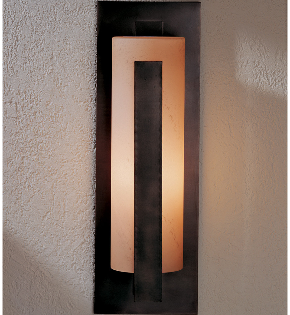 Hubbardton Forge - Vertical Bar 24 Inch Outdoor Wall Sconce