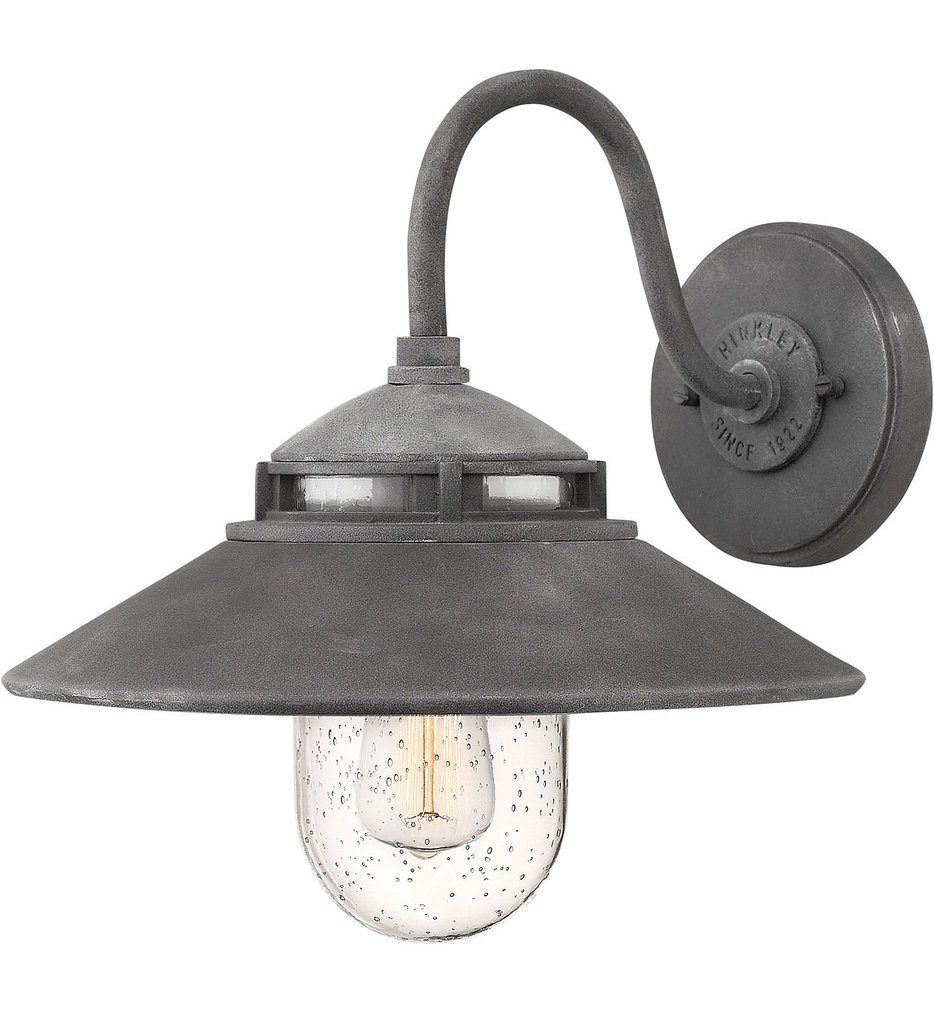 Hinkley Lighting - Atwell 11.75 Inch Outdoor Wall Sconce