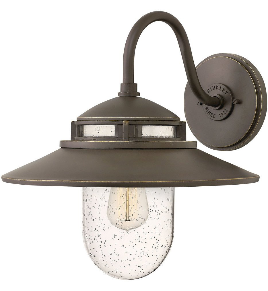 Hinkley Lighting - Atwell 15.25 Inch Outdoor Wall Sconce
