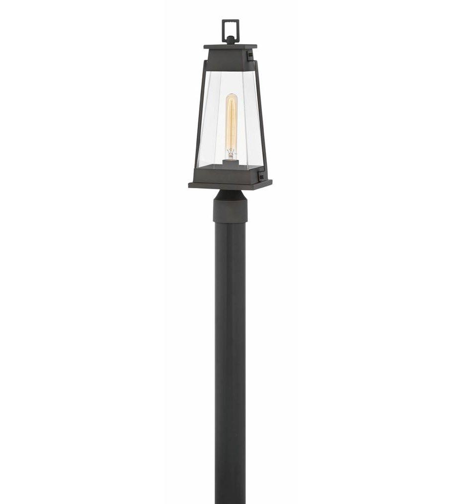 Hinkley Lighting - 1131AC - Arcadia Aged Copper Bronze Outdoor Post Mount