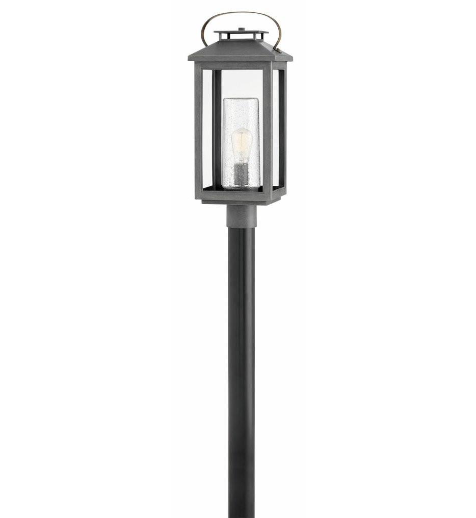 Hinkley Lighting - 1161AH - Atwater Ash Bronze Outdoor Post Mount