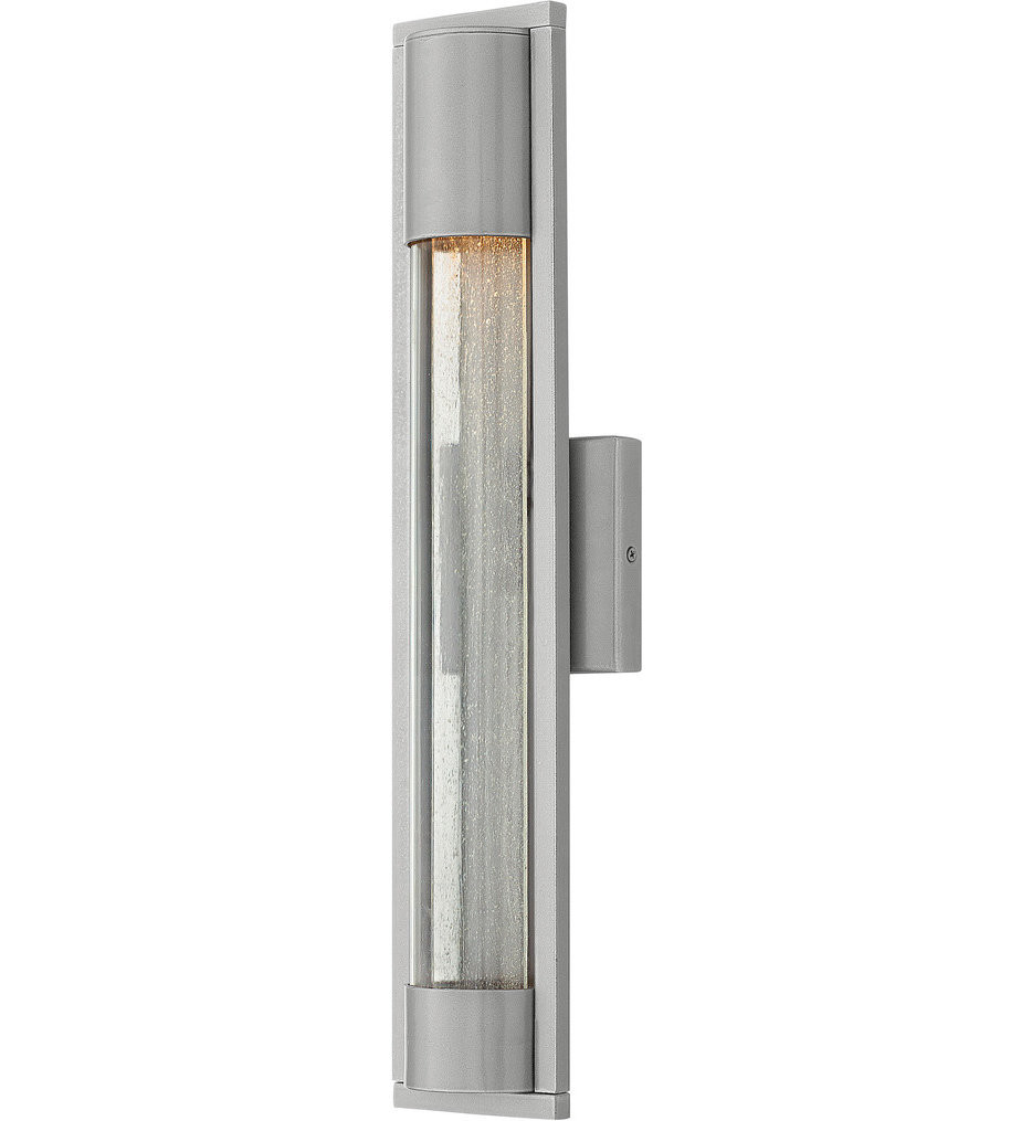 Hinkley Lighting - Mist 22 Inch Outdoor Wall Sconce
