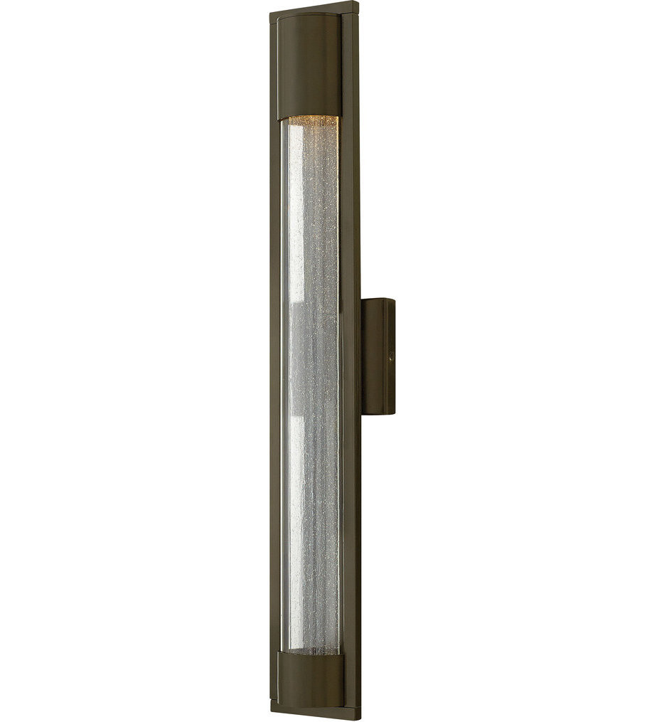 Hinkley Lighting - Mist 28.5 Inch Outdoor Wall Sconce