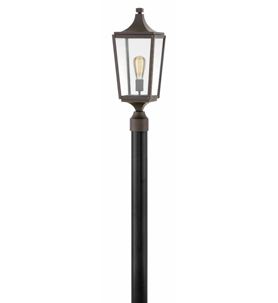 Hinkley Lighting - 1291OZ - Jaymes Oil Rubbed Bronze Outdoor Post Mount