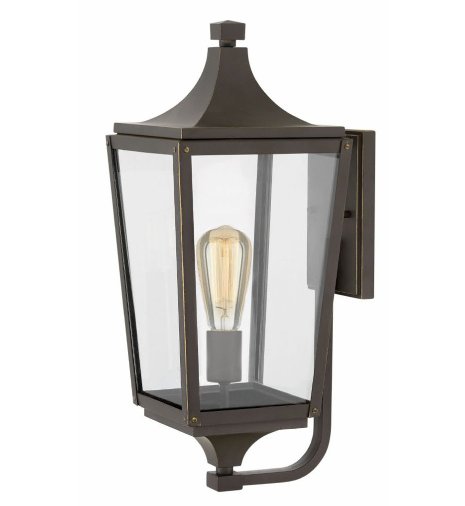 Hinkley Lighting - 1294OZ - Jaymes Oil Rubbed Bronze 19.5 Inch Outdoor Wall Sconce
