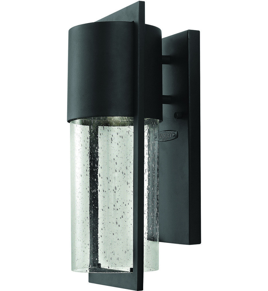 Hinkley Lighting - Shelter 15.5 Inch Outdoor Wall Sconce