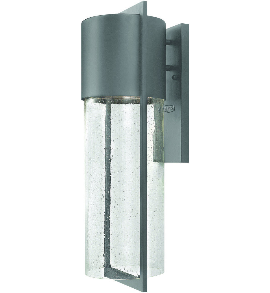 Hinkley Lighting - Shelter 23.25 Inch Outdoor Wall Sconce