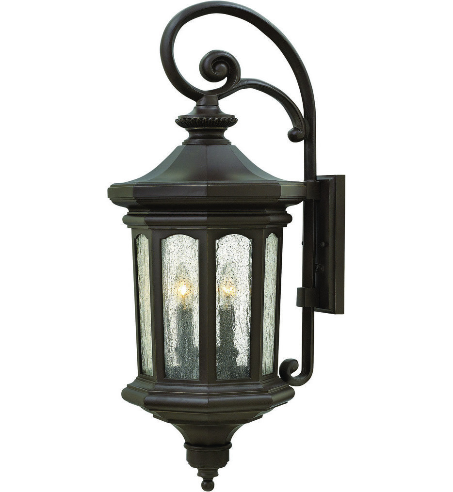Hinkley Lighting - Raley 31.5 Inch Outdoor Wall Sconce