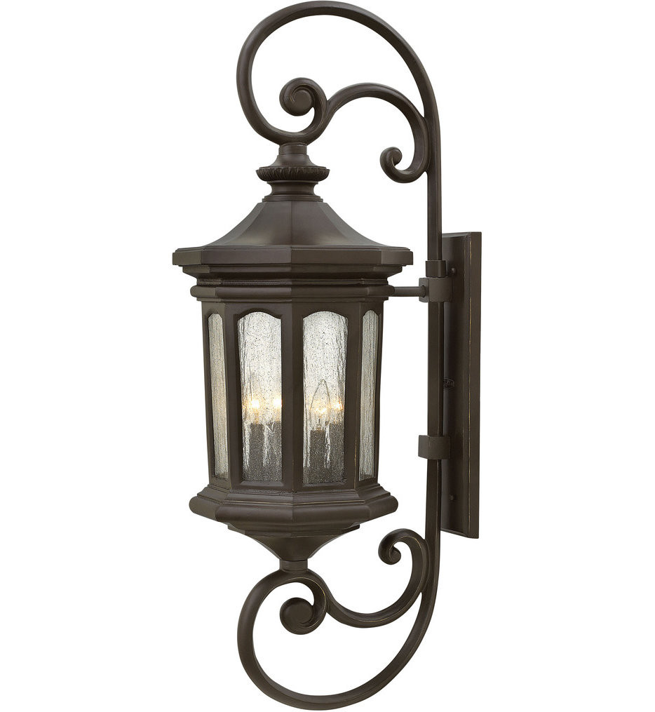 Hinkley Lighting - Raley 41.75 Inch Outdoor Wall Sconce
