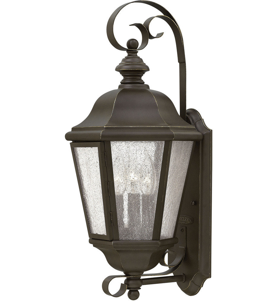 Hinkley Lighting - Edgewater 21 Inch Outdoor Wall Sconce