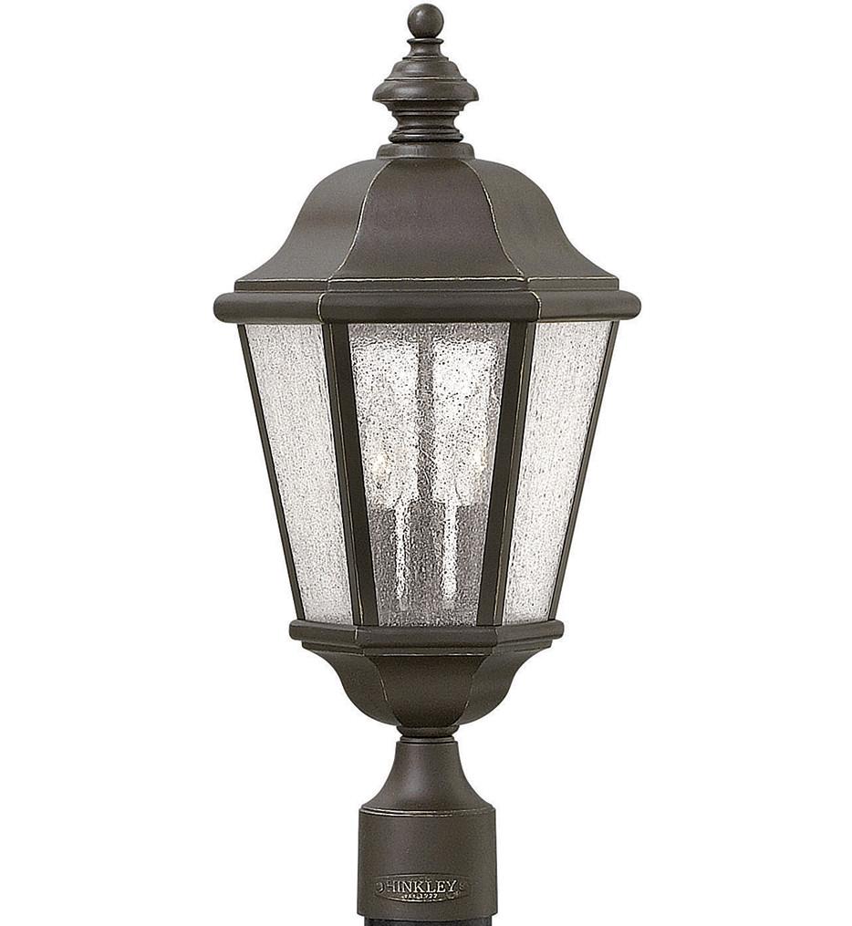 Hinkley Lighting - Edgewater Post Light
