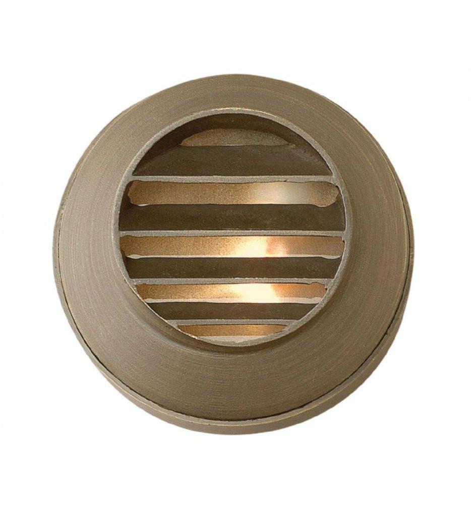 Hinkley Lighting - Hardy Island Matte Bronze Deck Light