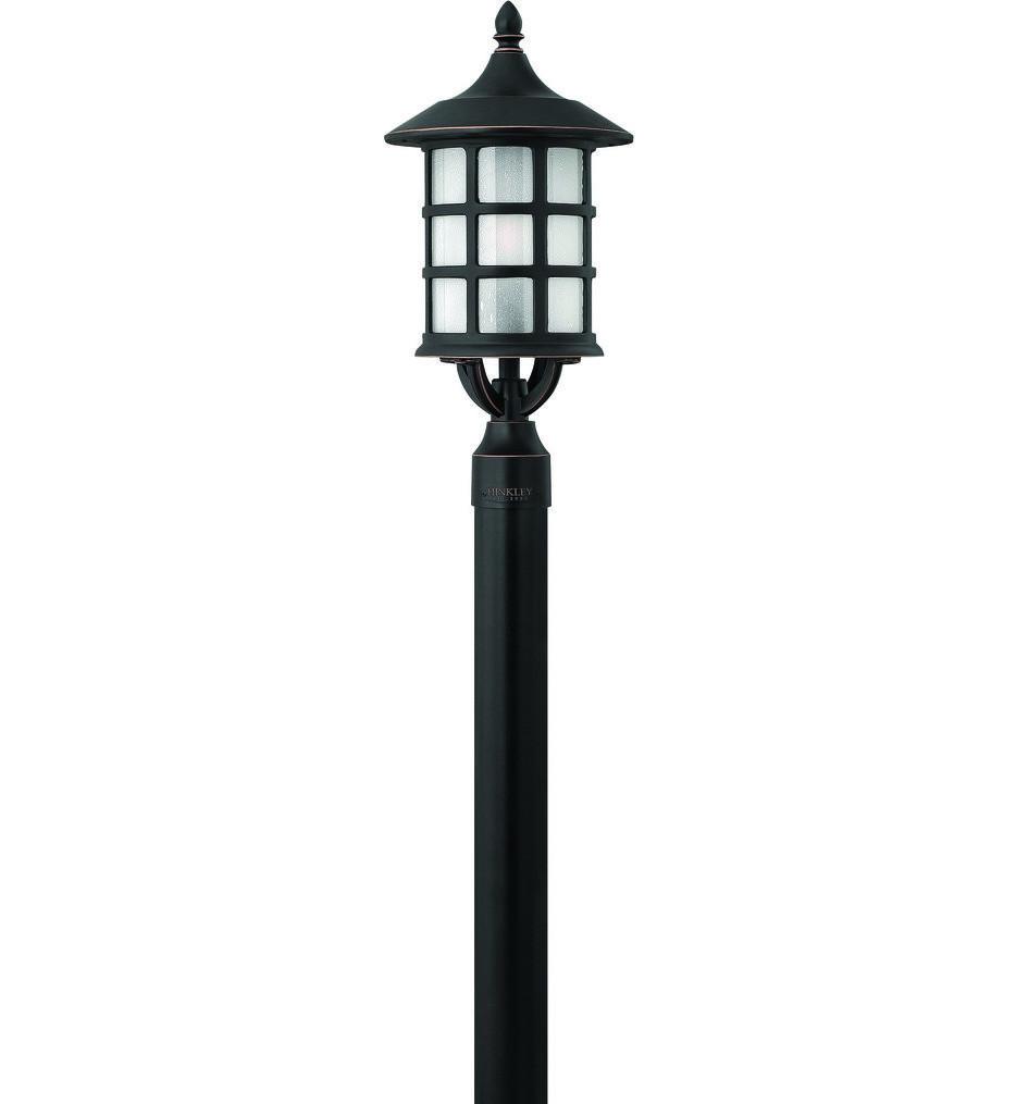 Hinkley Lighting - Freeport Post Light