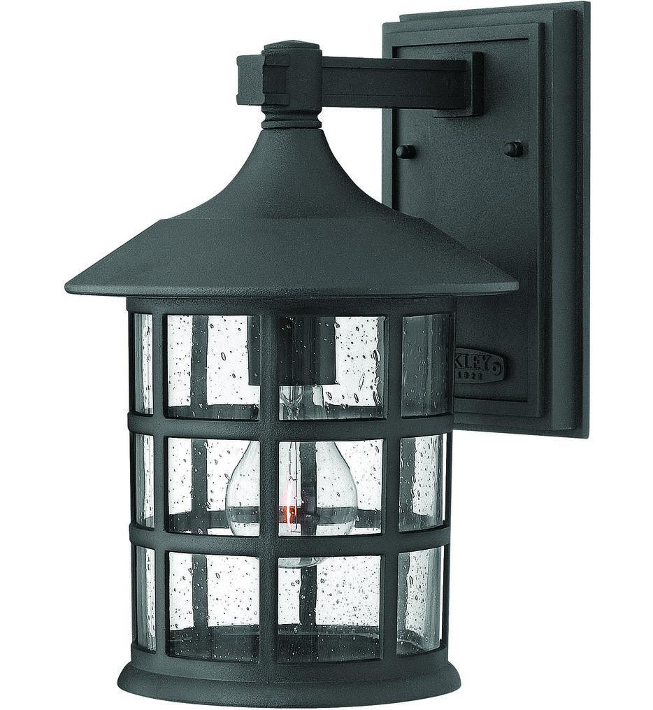 Hinkley Lighting - Freeport 12.25 Inch Outdoor Wall Sconce