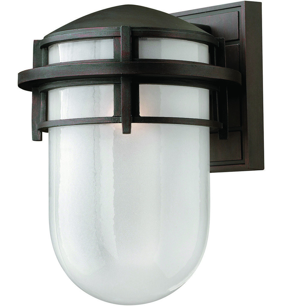 Hinkley Lighting - Reef 12.75 Inch Outdoor Wall Sconce