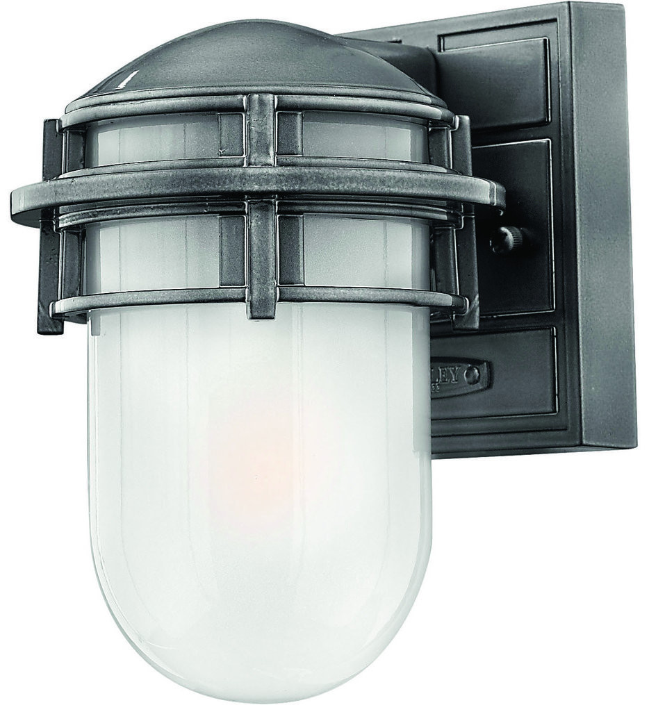 Hinkley Lighting - Reef 8 Inch Outdoor Wall Sconce