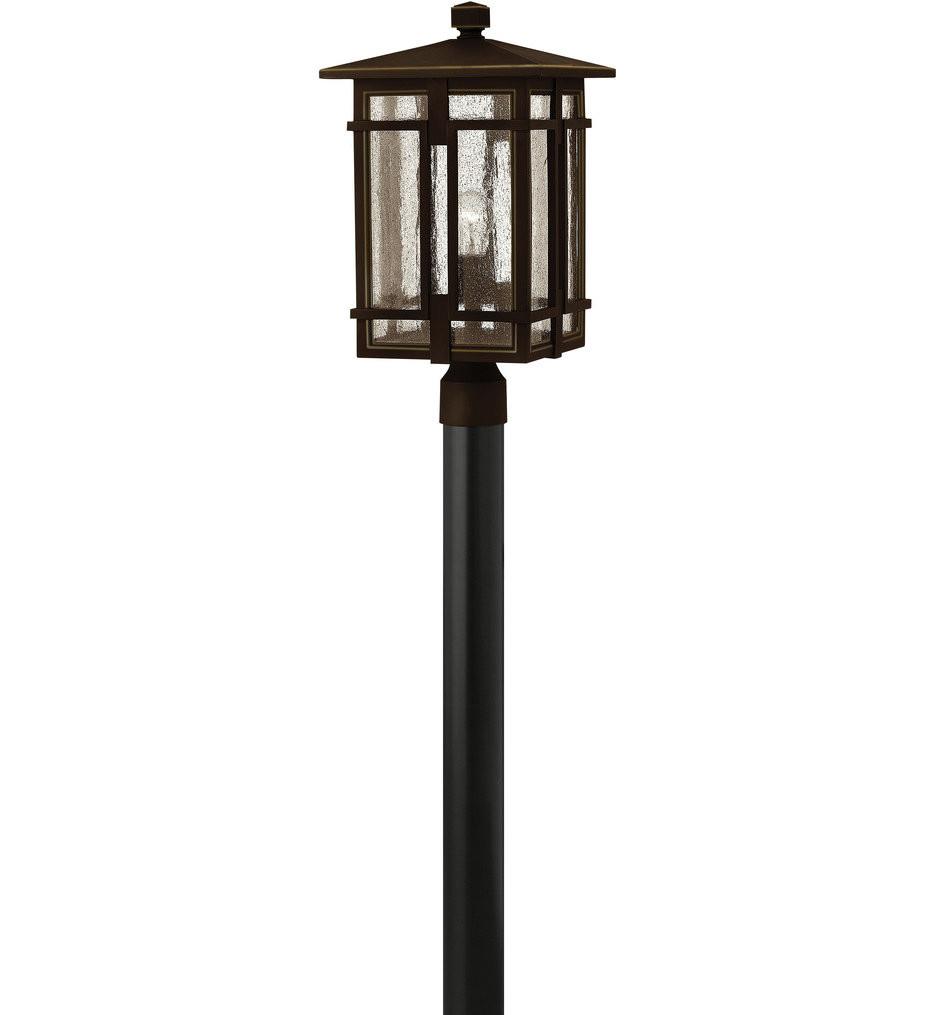 Hinkley Lighting - Tucker Outdoor Post Mount