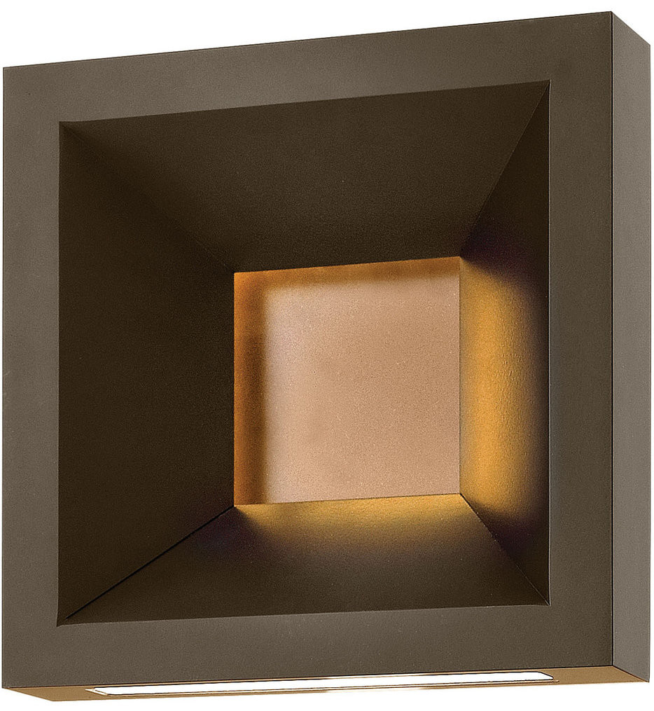 Hinkley Lighting - Plaza 10 Inch Outdoor Wall Sconce