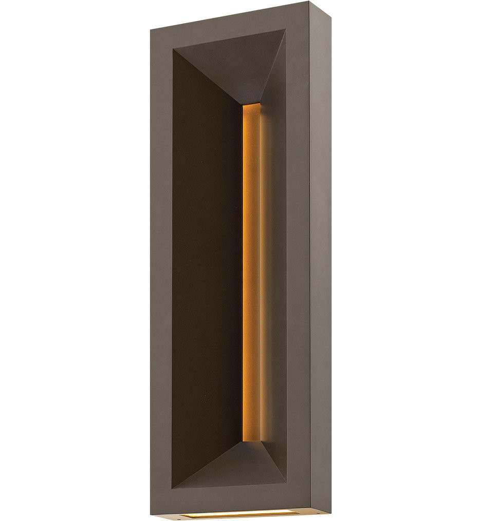 Hinkley Lighting - Plaza 20 Inch Outdoor Wall Sconce