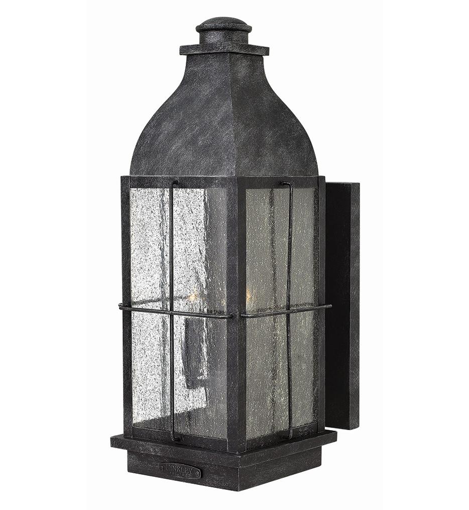 Hinkley Lighting - Bingham 21 Inch Outdoor Wall Sconce