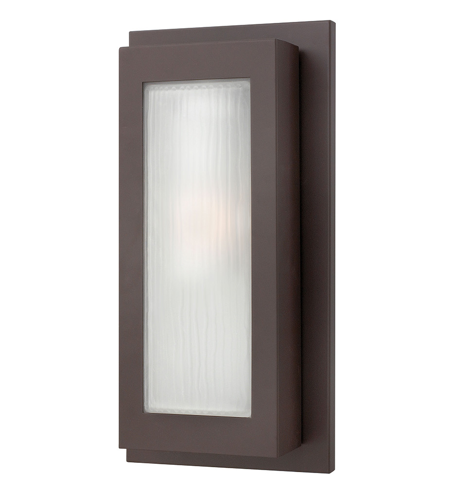 Hinkley Lighting - Titan 17.5 Inch Outdoor Wall Sconce