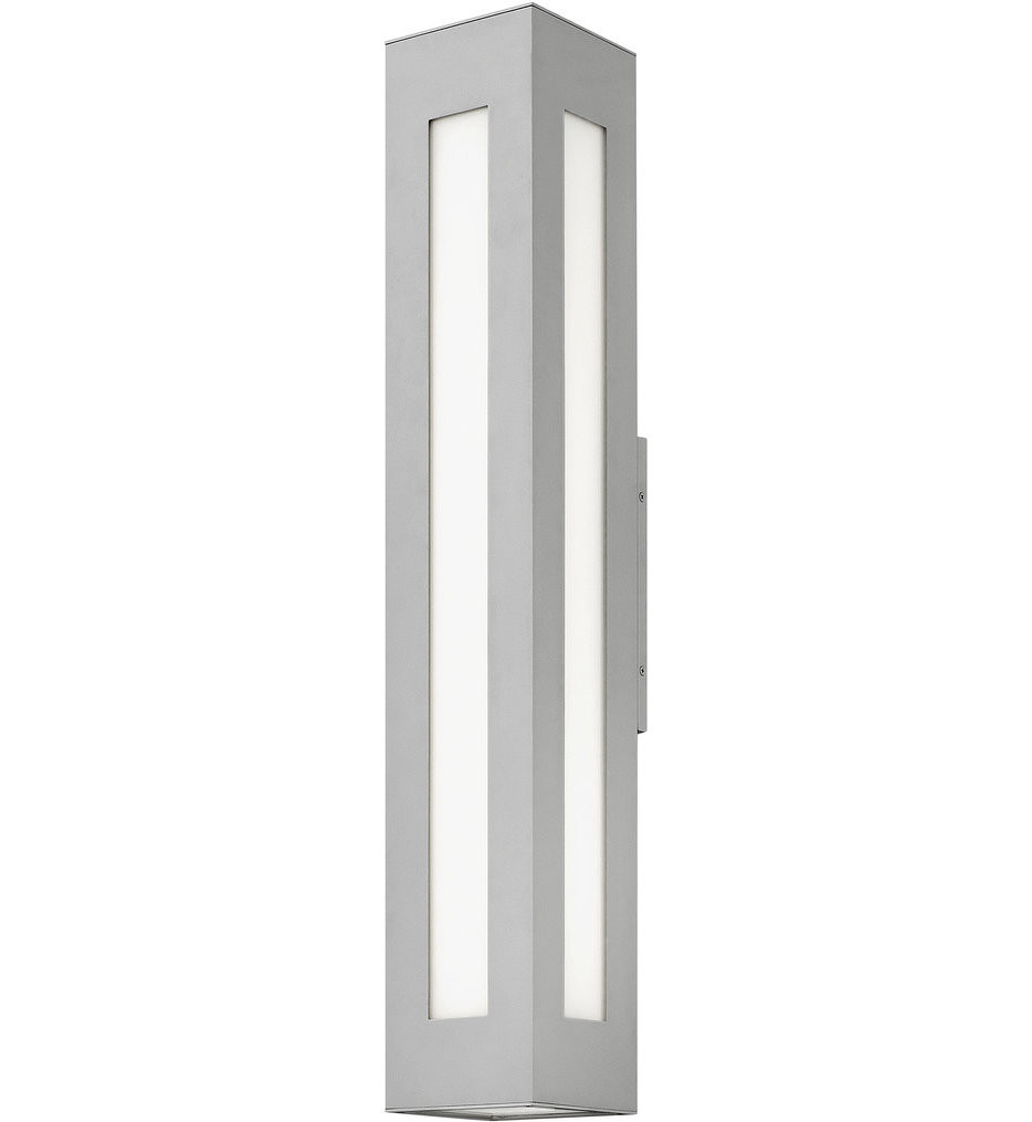 Hinkley Lighting - Dorian 36 Inch Outdoor Wall Sconce