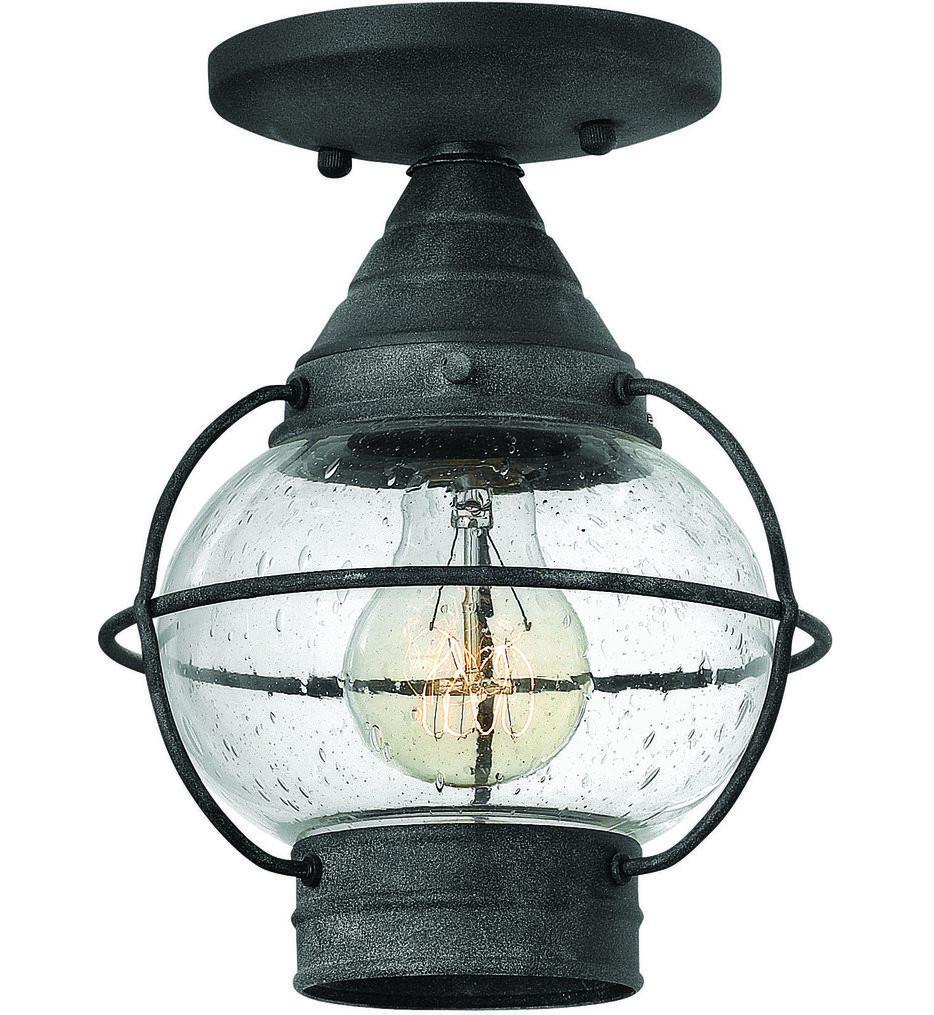 Hinkley Lighting - Cape Cod Outdoor Flush Mount