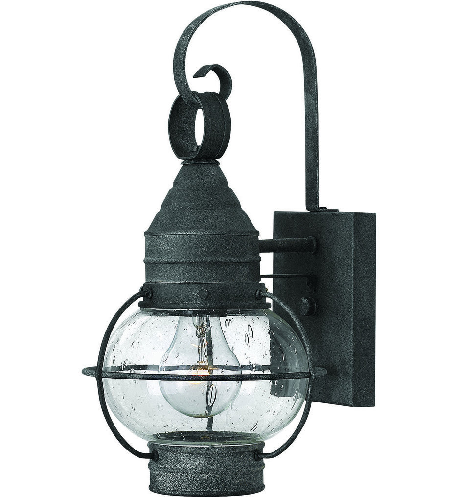 Hinkley Lighting - Cape Cod Outdoor Wall Sconce