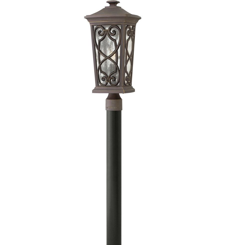 Hinkley Lighting - 2271OZ - Enzo Oil Rubbed Bronze Outdoor Post Mount
