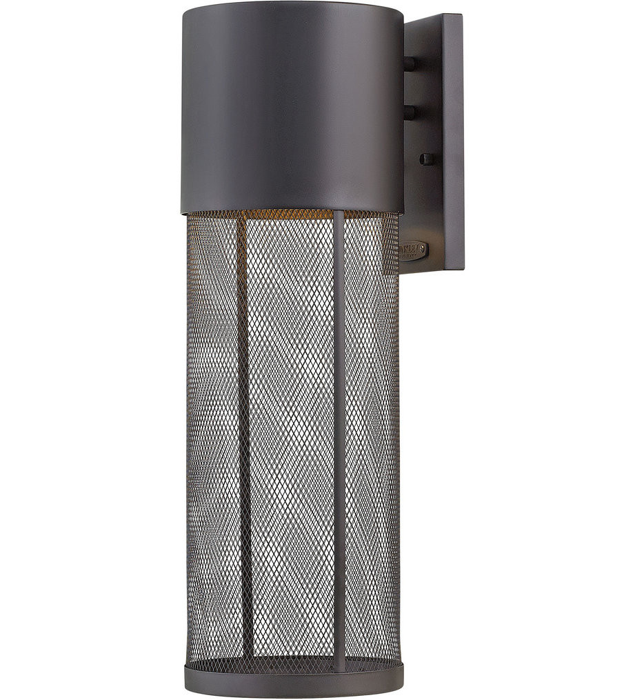 Hinkley Lighting - Aria 21.75 Inch Outdoor Wall Sconce