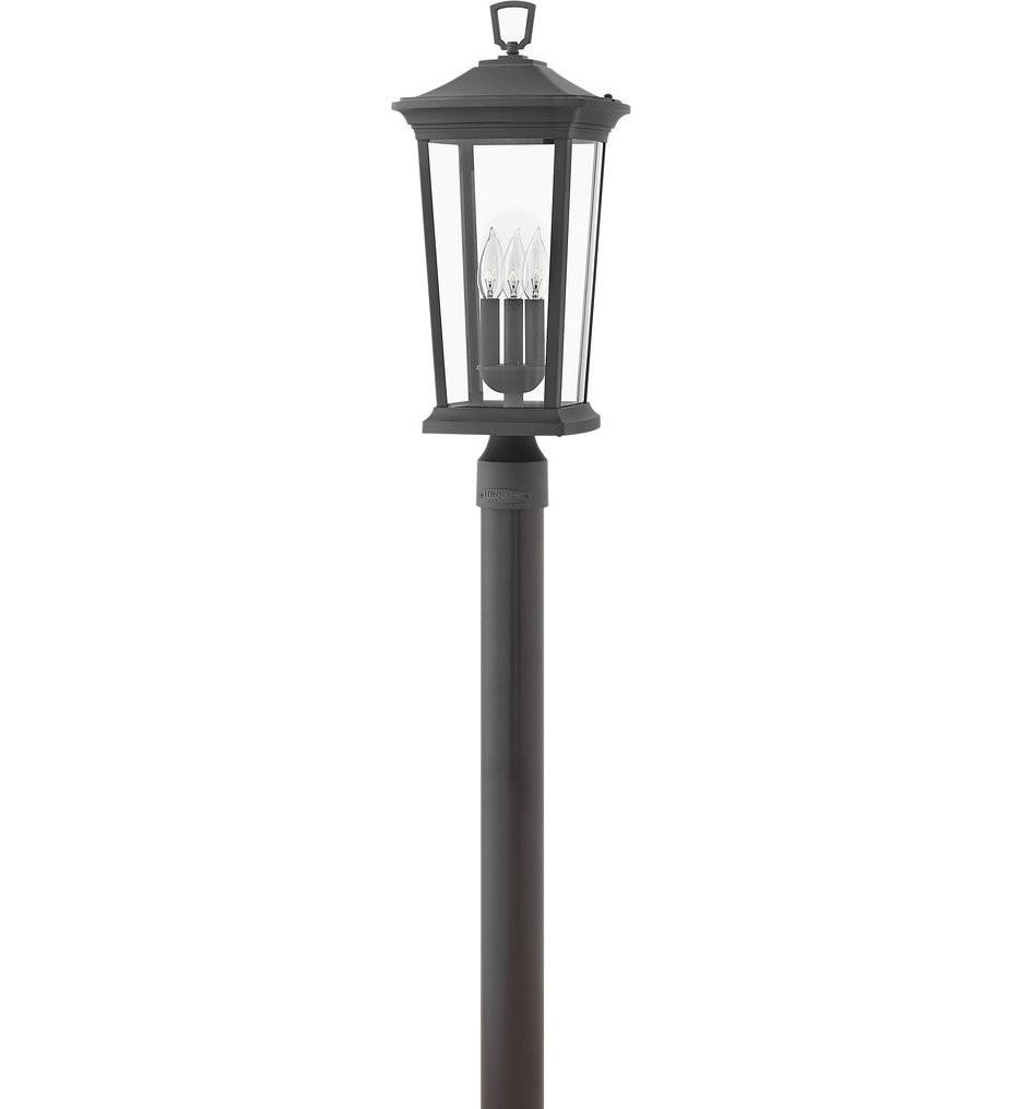 Hinkley Lighting - Bromley Outdoor Post Mount