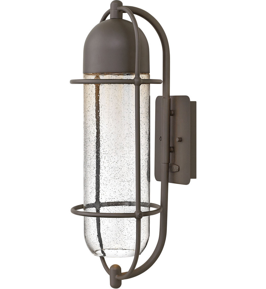 Hinkley Lighting - 2384OZ - Perry Oil Rubbed Bronze 24 Inch Outdoor Wall Sconce