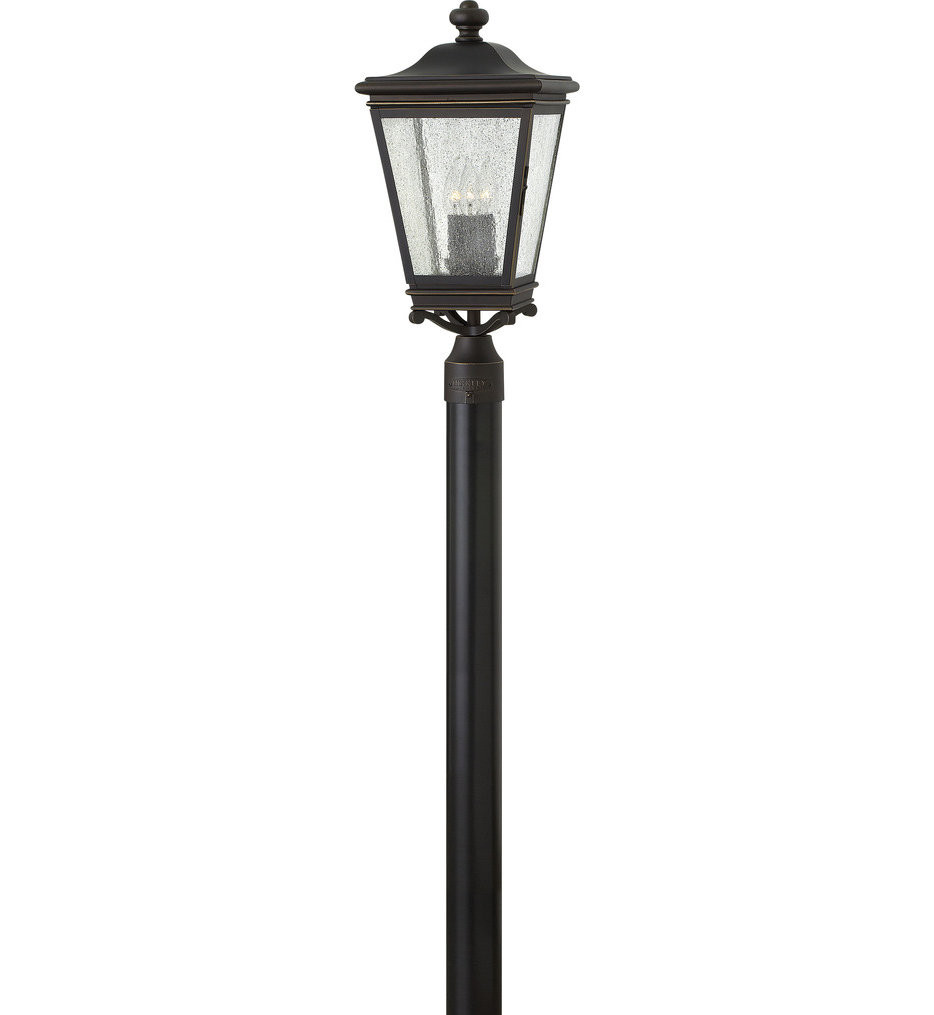 Hinkley Lighting - 2461OZ - Lincoln Oil Rubbed Bronze Outdoor Post Mount