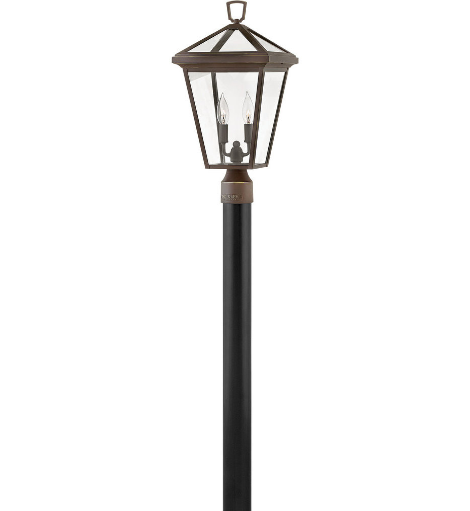 Hinkley Lighting - Alford Place Outdoor Post Mount
