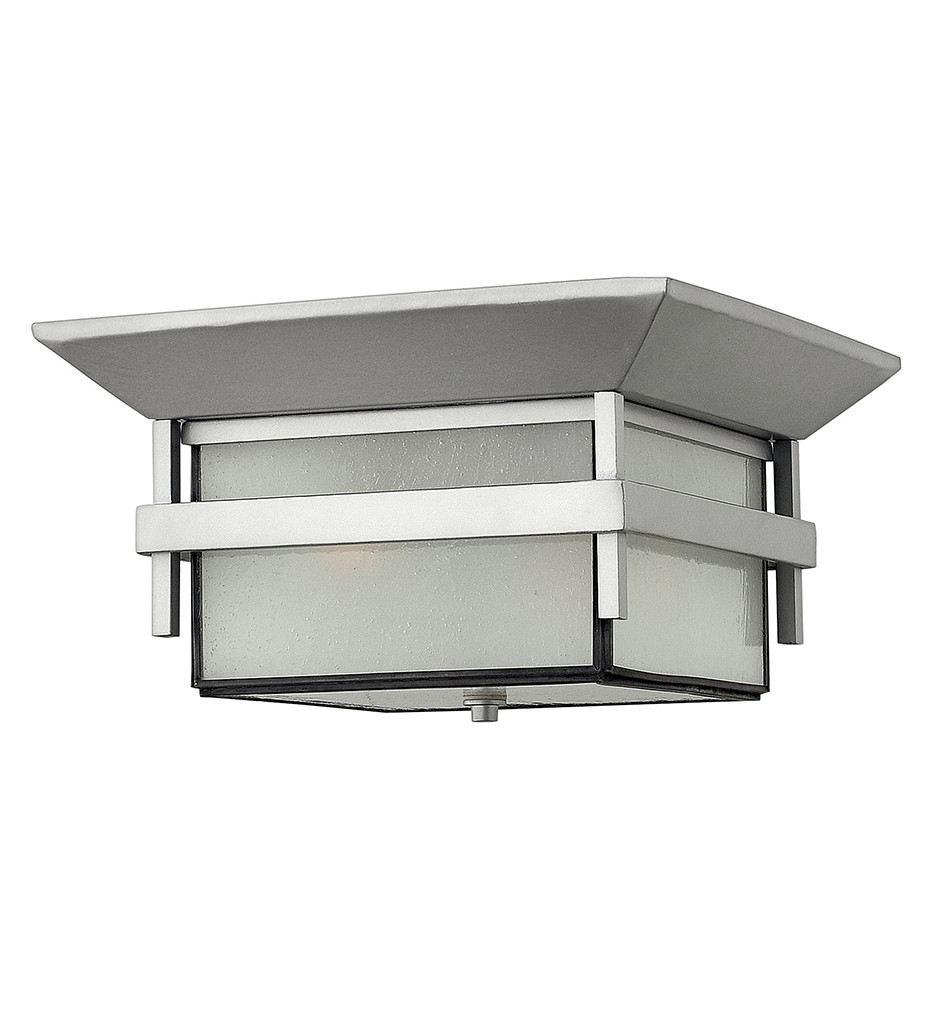 Hinkley Lighting - Harbor Outdoor Flush Mount