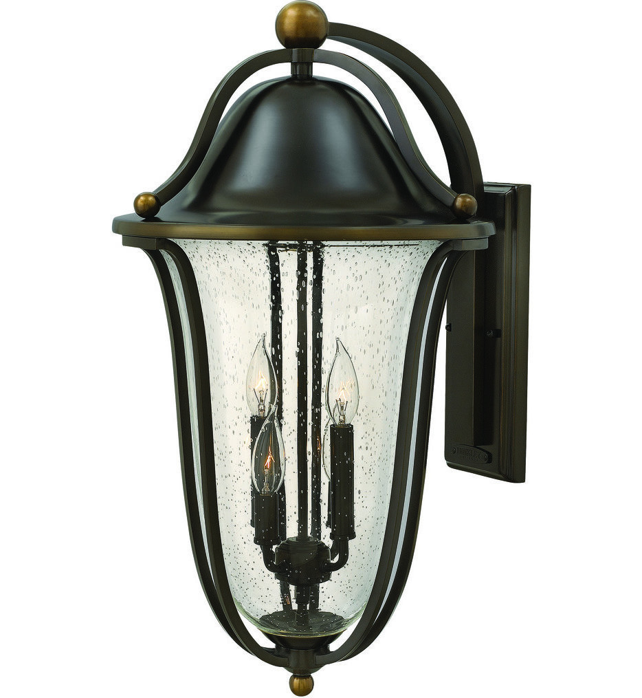 Hinkley Lighting - 2649OB - Bolla Olde Bronze 26 Inch Outdoor Wall Sconce