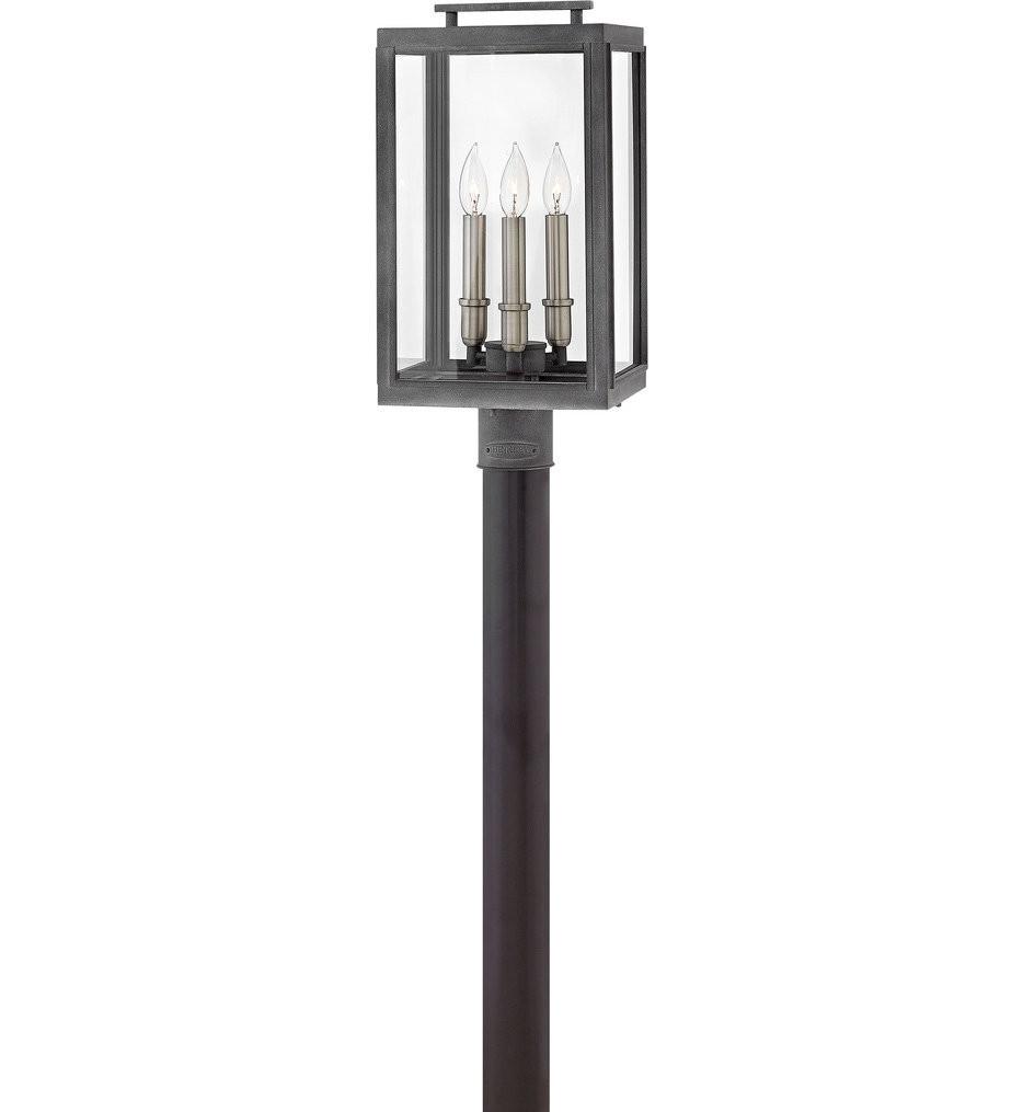 Hinkley Lighting - Sutcliffe Outdoor Post Mount