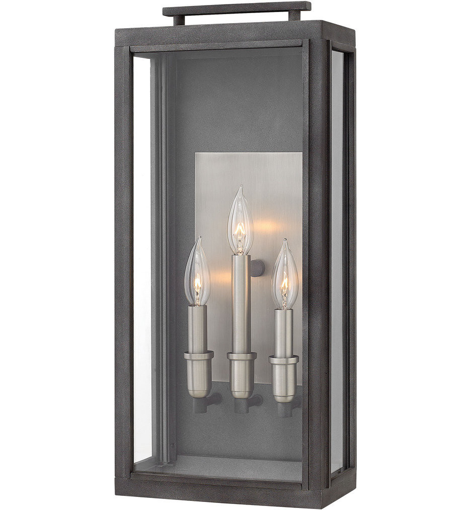 Hinkley Lighting - Sutcliffe 22 Inch Outdoor Wall Sconce