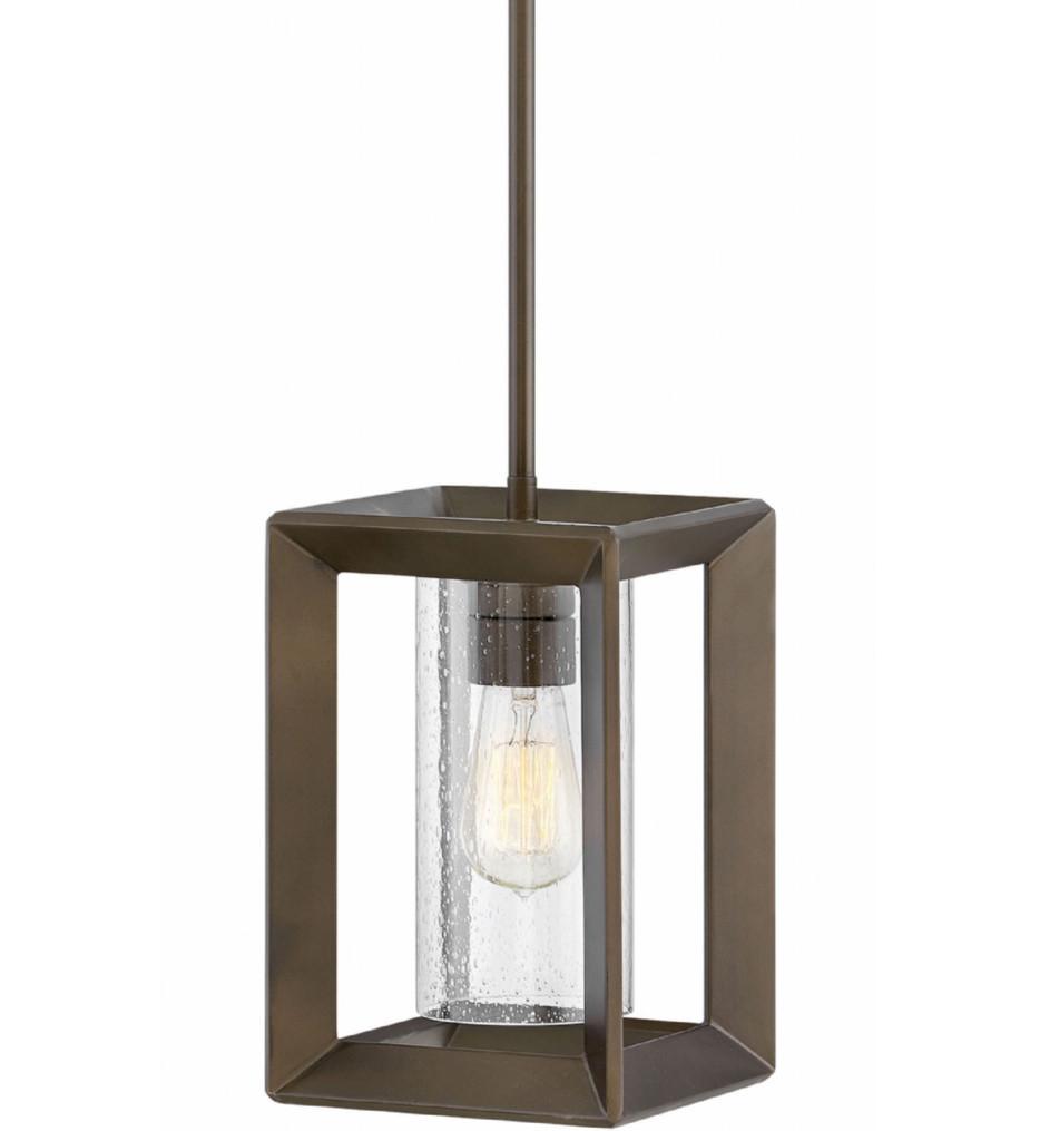 Hinkley Lighting - 29307WB - Rhodes Warm Bronze Outdoor Pendant