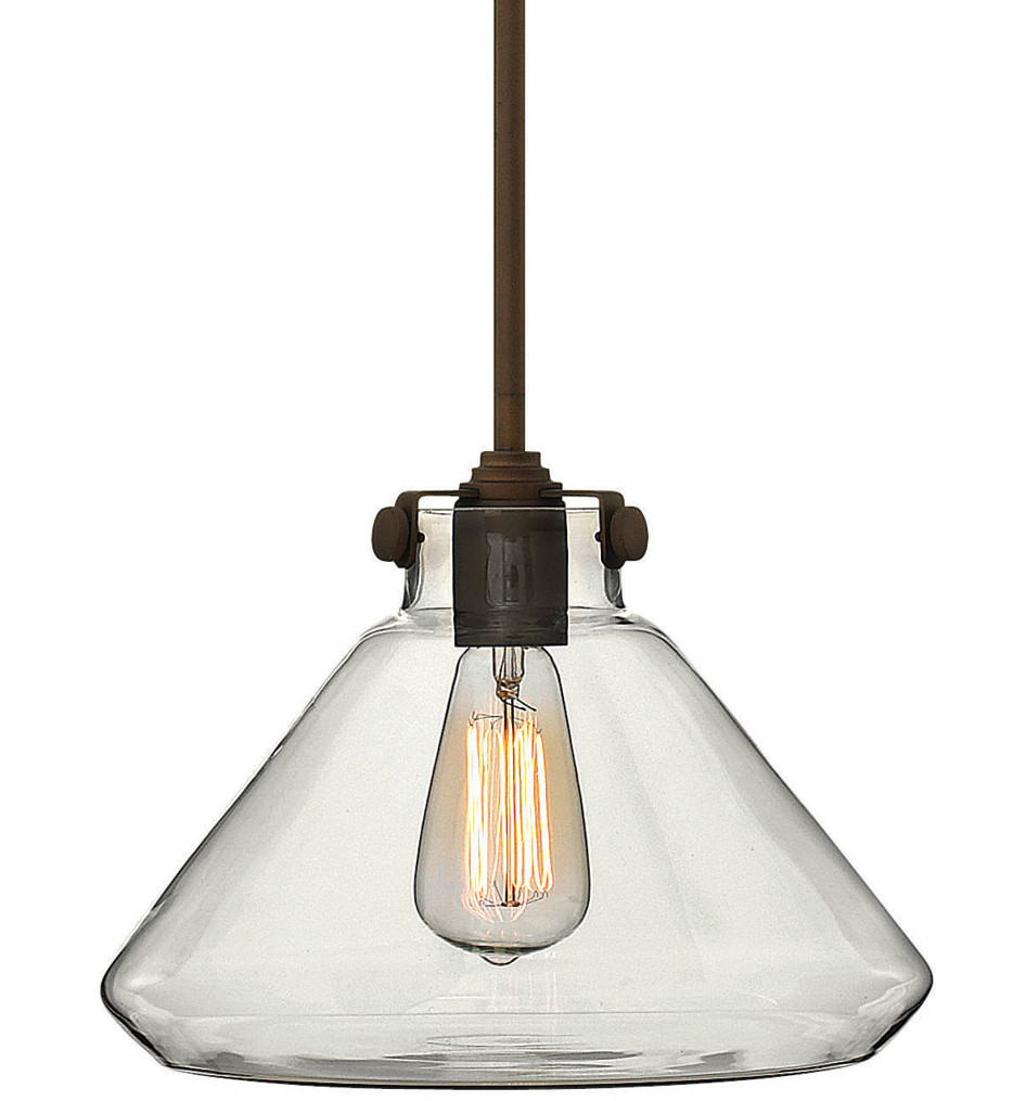 Hinkley Lighting - Congress 9.75 Inch Mini-Pendant